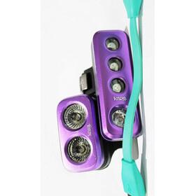 Knog USB-Förlängningskabel för Knog Blinder turquoise